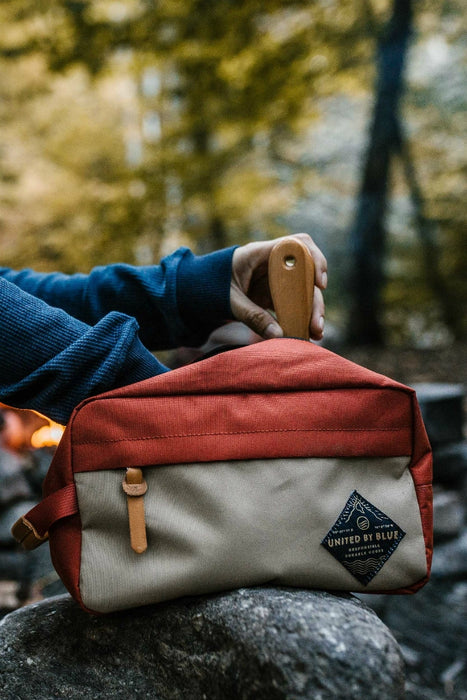 United by Blue - Crest Trail Case - Rust