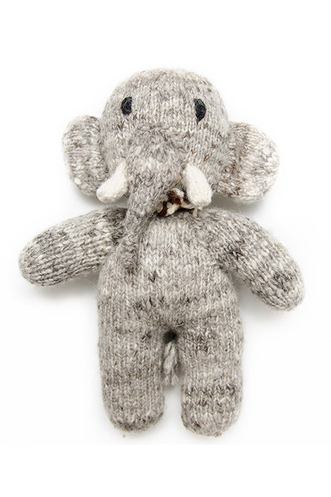 Kenana Knitters - Stuffed Elephant