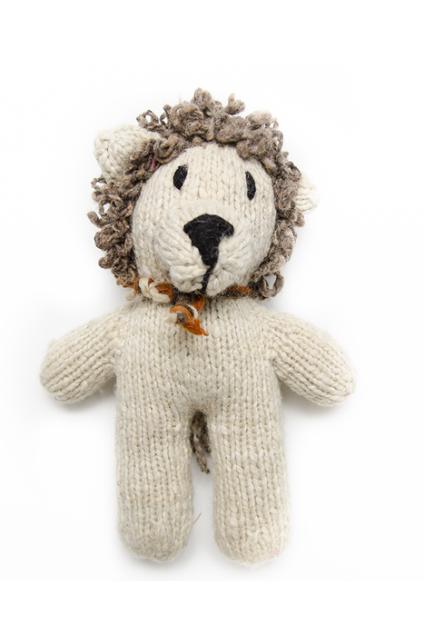 Kenana Knitters - Stuffed Lion