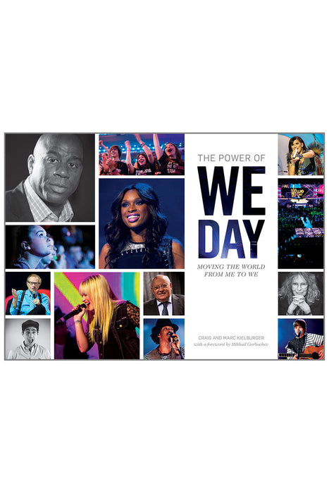 The Power of We Day book