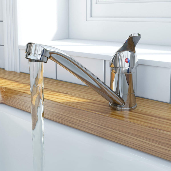 Top Lever & Mono Sink Mixer