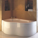 QueBec Luxury Corner Bath