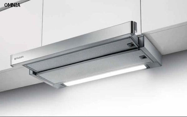 Faber Omnia Telescopic Hood (2 Sizes Available)