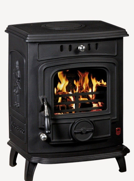 Mulberry Stoves - Joyce Solid Fuel Stove