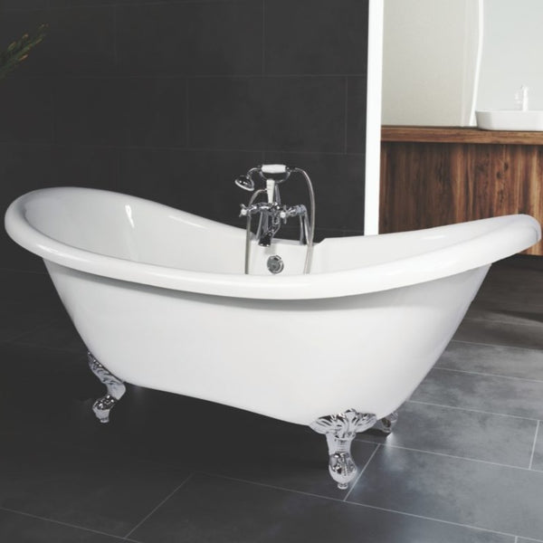 Traditional Roll Top Bath