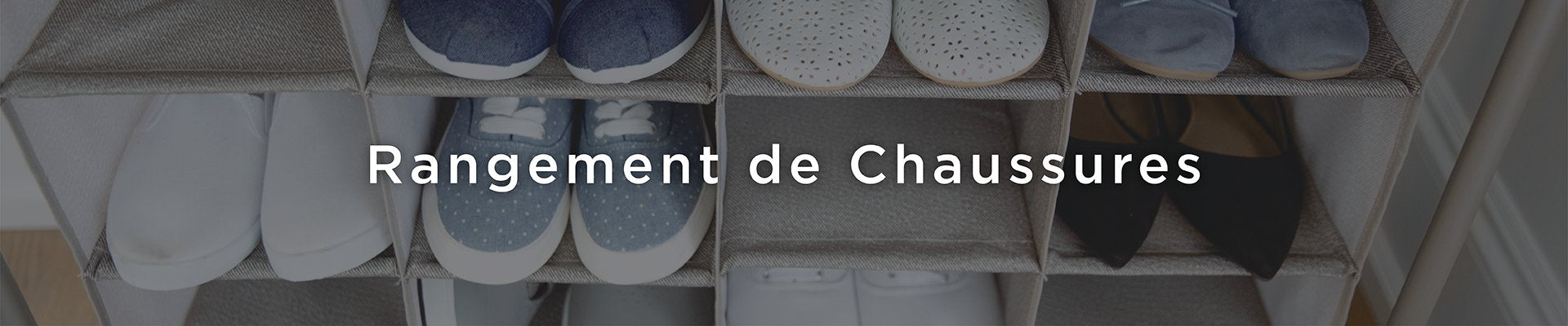 Stockage de chaussures