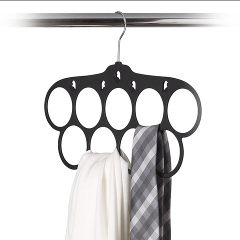 Ultra-Grip 9-Hole Scarf and Accessory Hanger - Style 0679