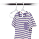 "5 Pack Neatkids™ Non-Slip Slim ""W"" Children's Hanger - Style 2125"