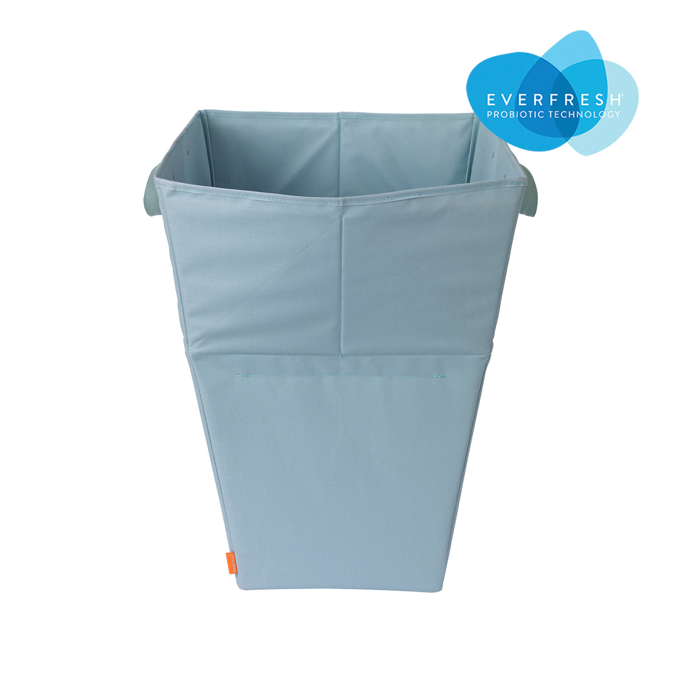 Easy-Open Lidded Fabric Laundry Basket with EVERFRESH® Odor Control - Style 3206