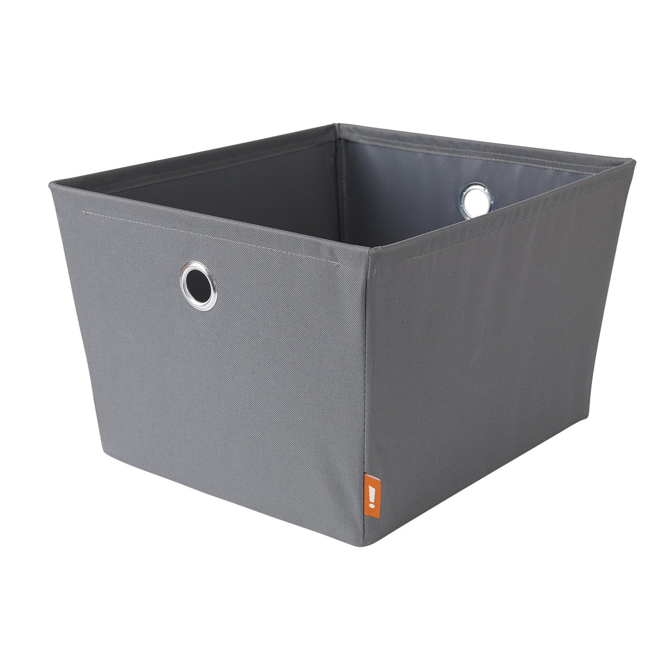 Large Wire Frame Fabric Storage Bin - Style 5407