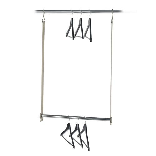 Expandable Hanging Bar for Closets - Harmony Twill Collection - Style 5616