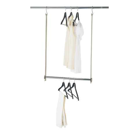 Barre extensible extensible pour des placards - Collection de sergé d'harmonie - Style 5616