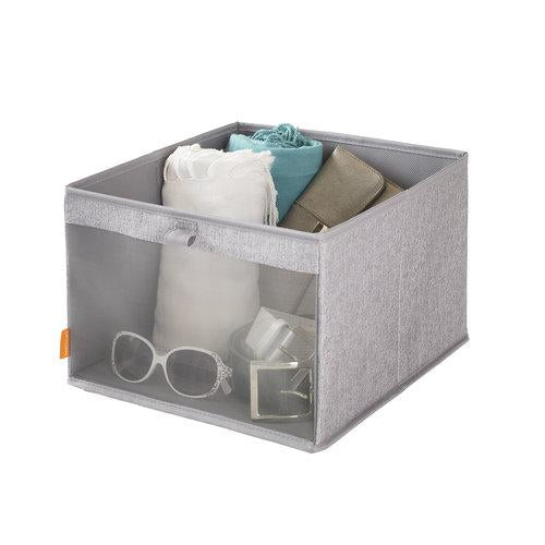 Mesh Front Storage and Organizing Bin Drawer - Style 5719