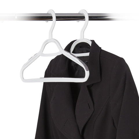 "3 Pack Non-Slip Slim Heavy-Duty ""W"" Coat Hanger - Style 7015"