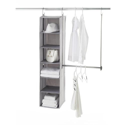 Expandable Hanging Closet Bar – Urban Collection - Style 7616