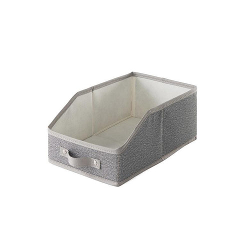 Small Easy-View Bin Drawer for Shoe Organizers - Harmony Twill Collection - Style 7754