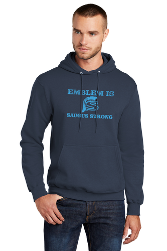 Saugus Strong Hoody