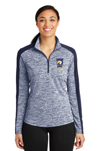 Electric Quarter Zip Long Sleeve