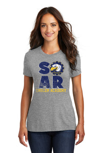 SOAR - Heather Triblend t-shirt