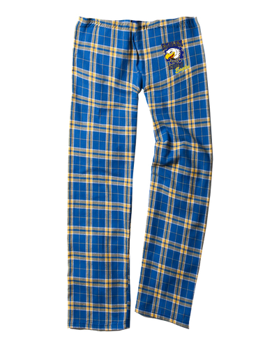 Flannel Pants - YOUTH - GLITTER LOGO