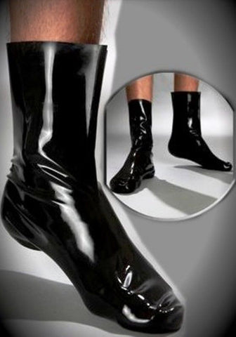 ecd4a27e37af Latex socks Saxenfelt 221 underwear clubwear Latex clothing with shiner  combo.  14.95. Pleaser EXOTICA 2020X 4