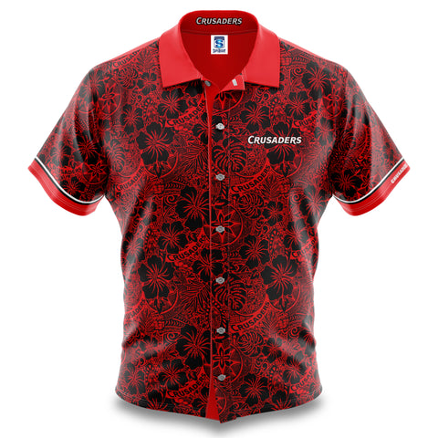 Crusaders 2020 Hawaiian Shirt