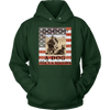 09a005aff He s Not Just a Dog He s a Soldier Veterans and Dogs Gift Hoodie