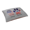 61d3c25ca Patriot Pawtriot Veterans and Dogs Veteran Day Gift Dog Bed