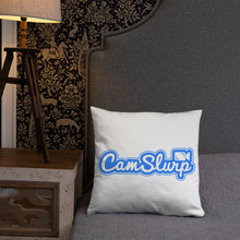 Load image into Gallery viewer, CamSlurp Throw Pillow