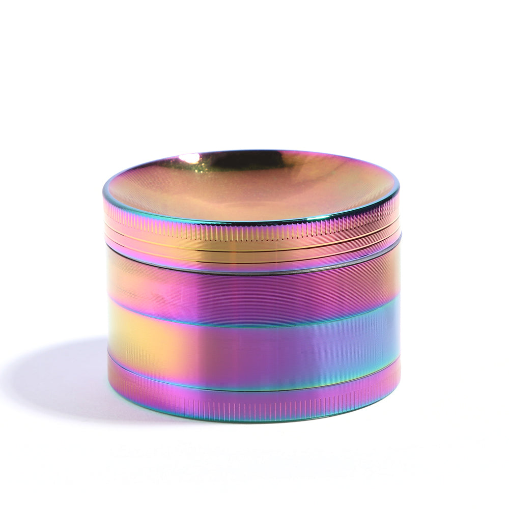 HERBAL GRINDER | finish: oil slick