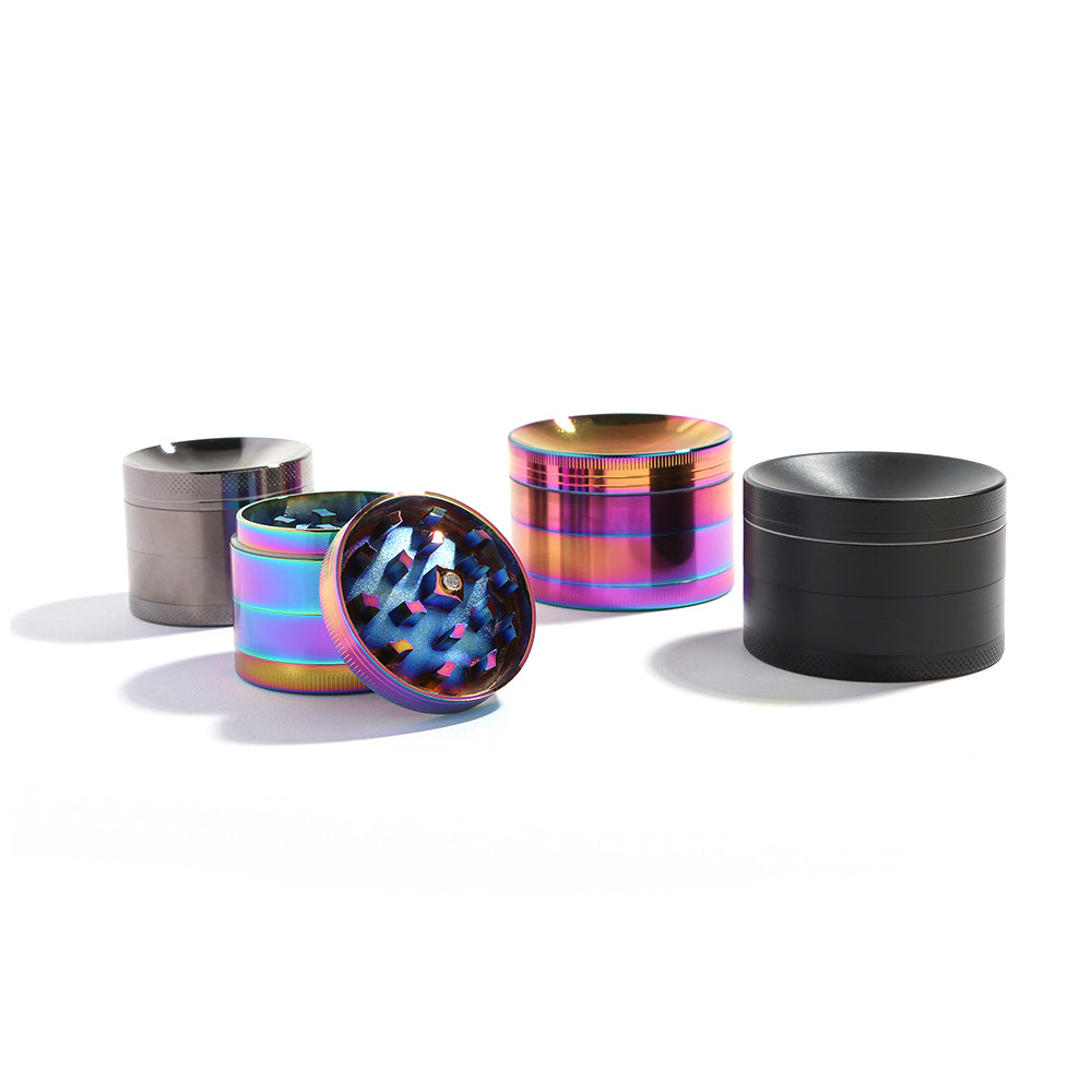 HERBAL GRINDER | finish: matte black