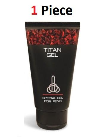 TITAN GEL RUSSIA : 1 PIECE FOR MEN GUARANTEED ORIGINAL - Titan Gel Russia - تكبير القضيب اكثر من 7 سم في اسبوع