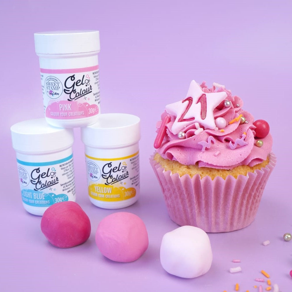 Gel Colouring