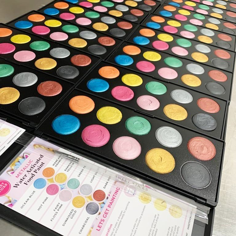 Water Activated Paint