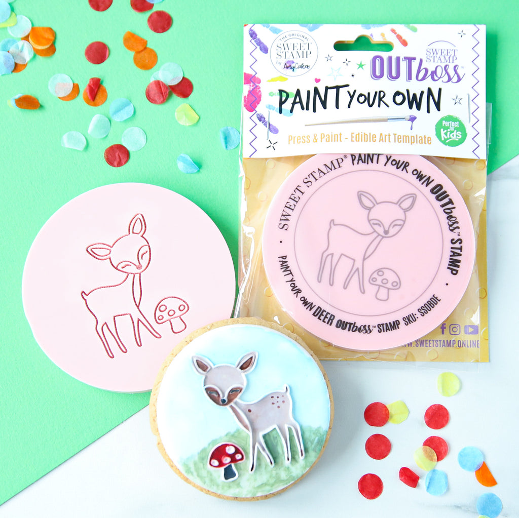 OUTboss™ Paint Your Own - Deer