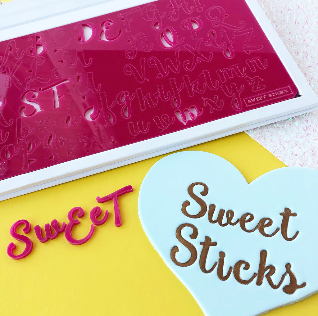 Sweet Stamp - SWEETSTICKS Set