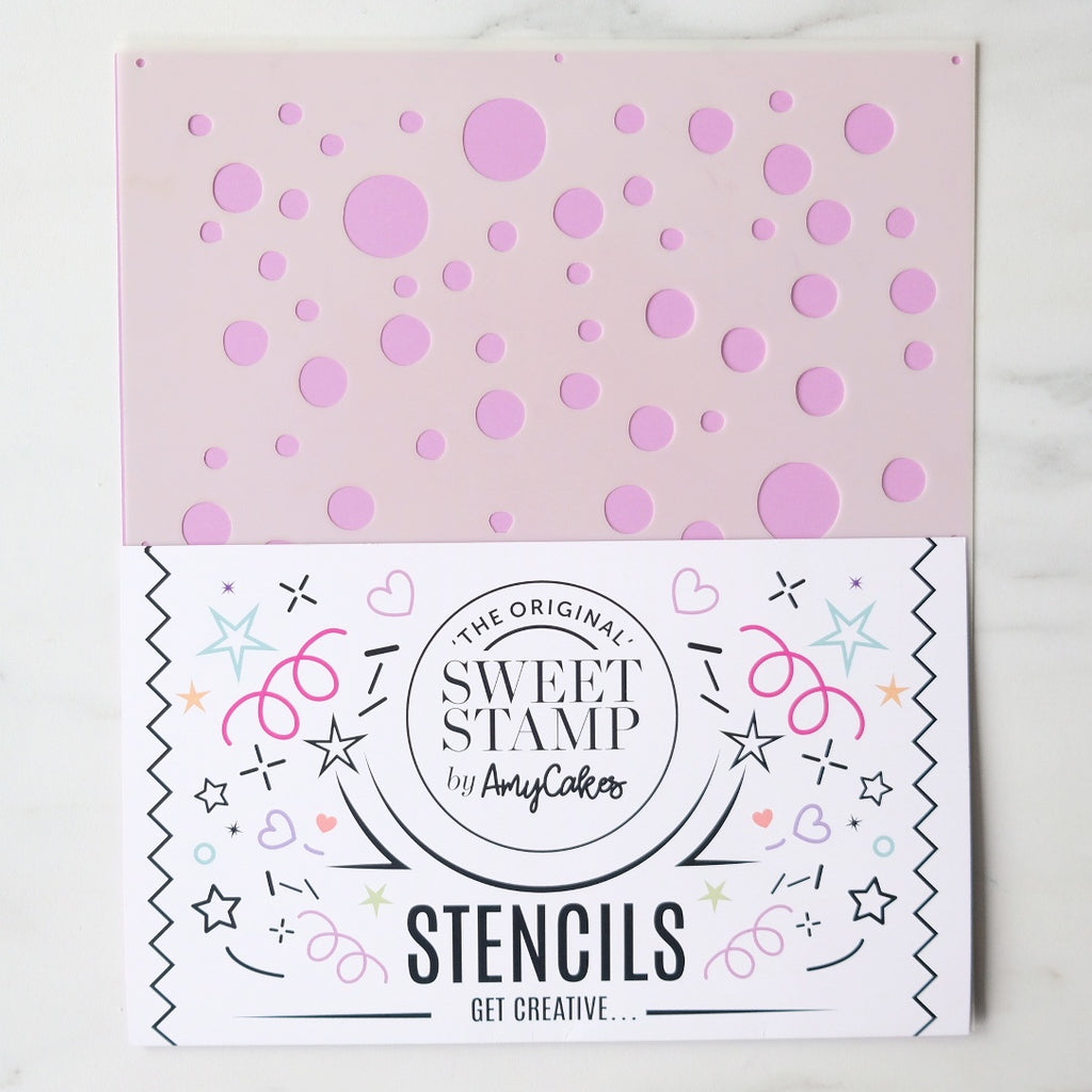 SweetStamp Stencil - Pattern 7