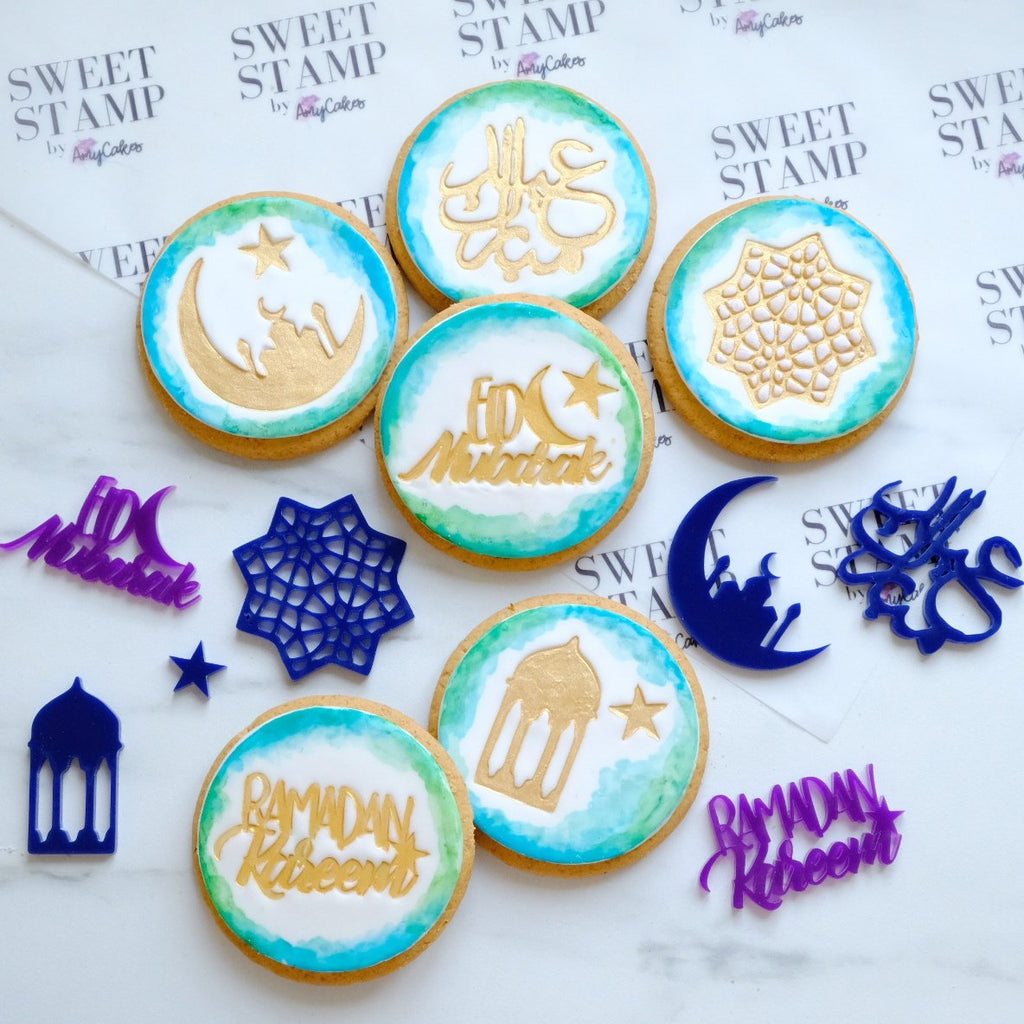 SWEET STAMP - Sweet Ramadan Elements