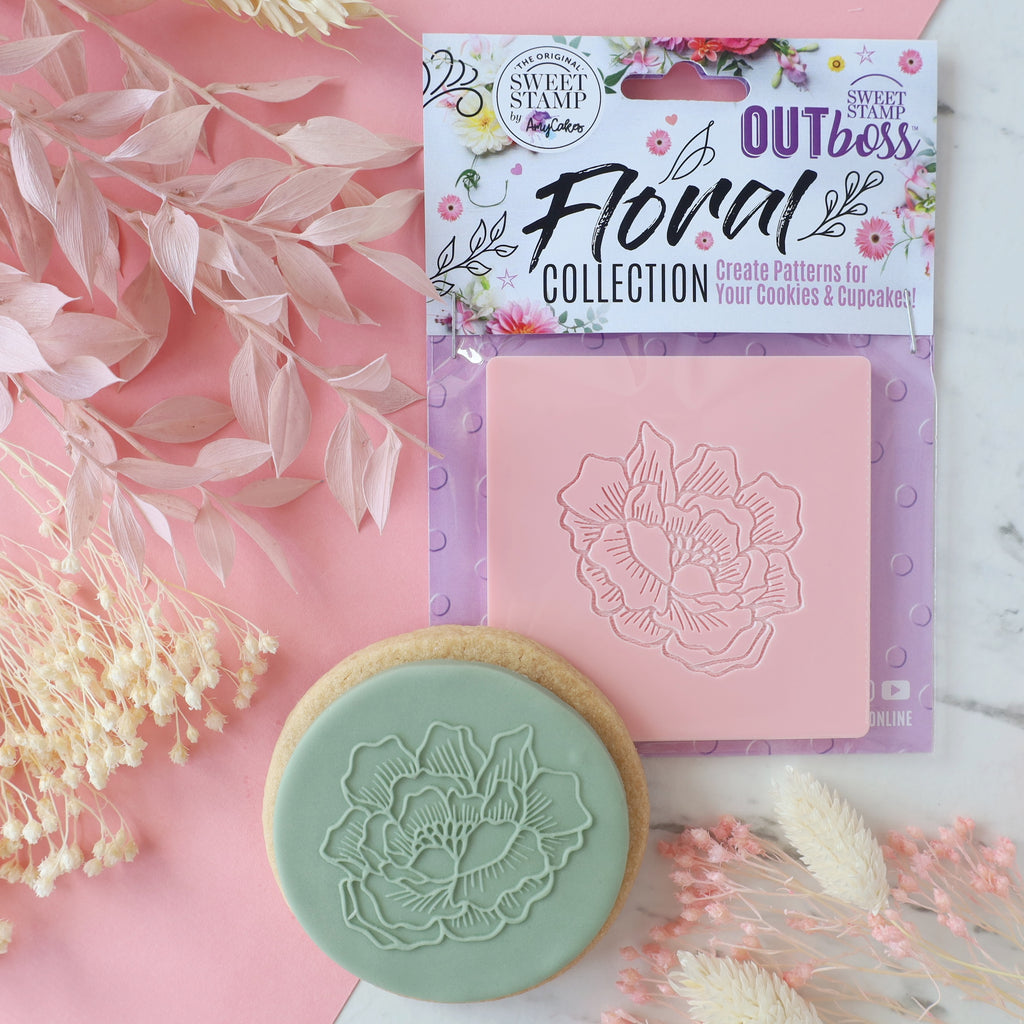 OUTboss Floral Collection - Pretty peony