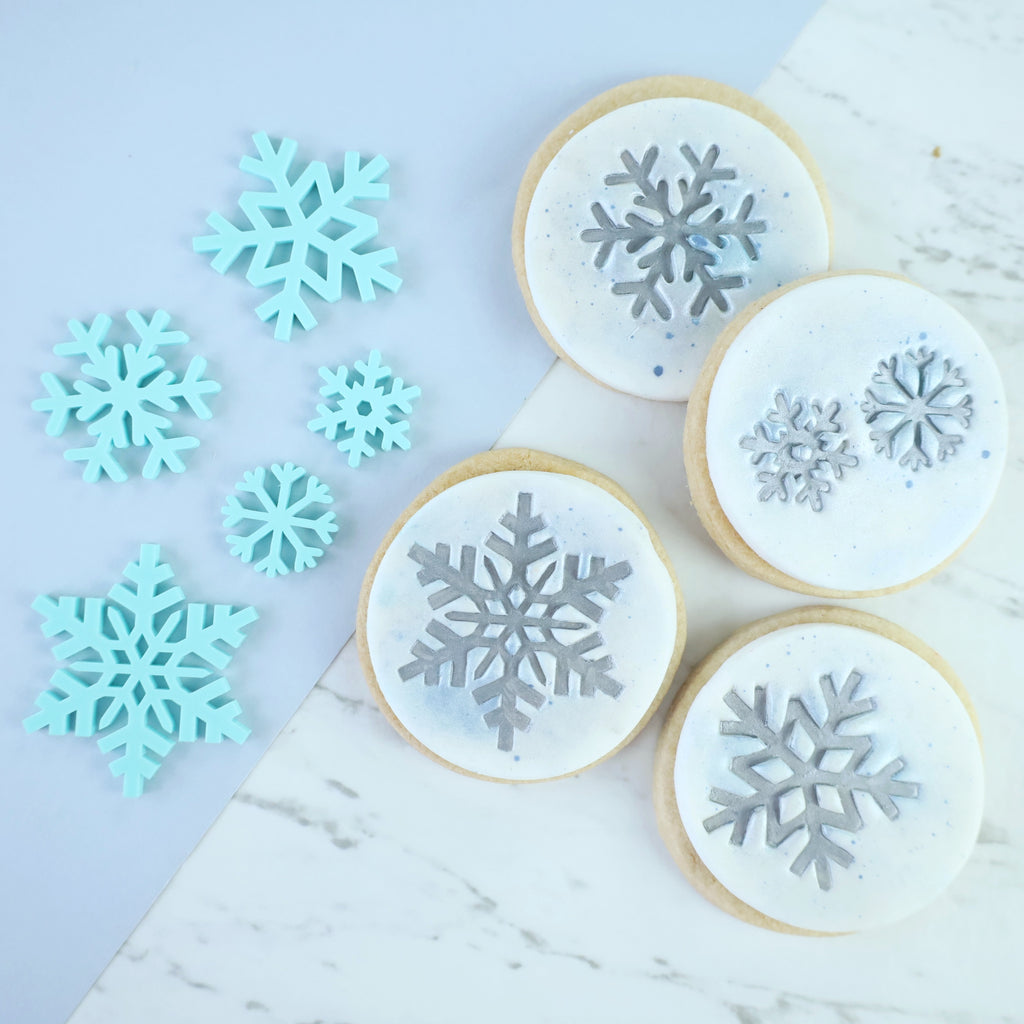 SWEET STAMP - Snowflakes