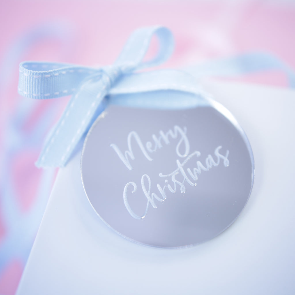 SweetStamp - Cake Tags Bauble 6pk