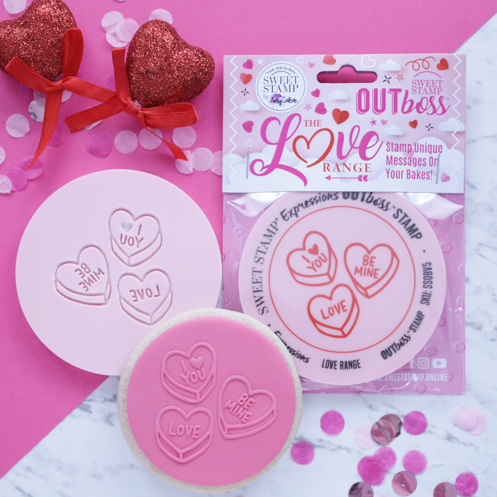OUTboss Love - Cute Love Hearts