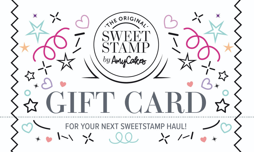 SweetStamp Gift Card - Digital