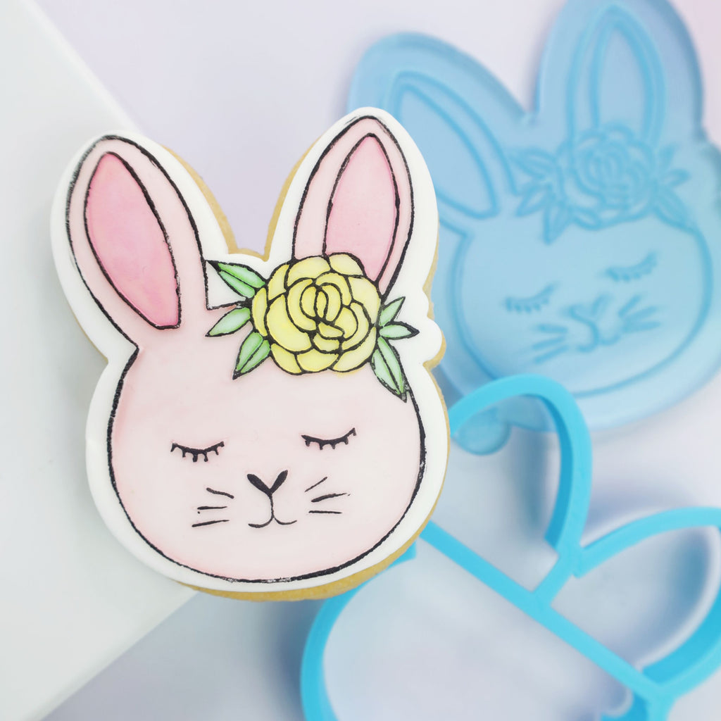 OUTboss STAMP N CUT - Bunny