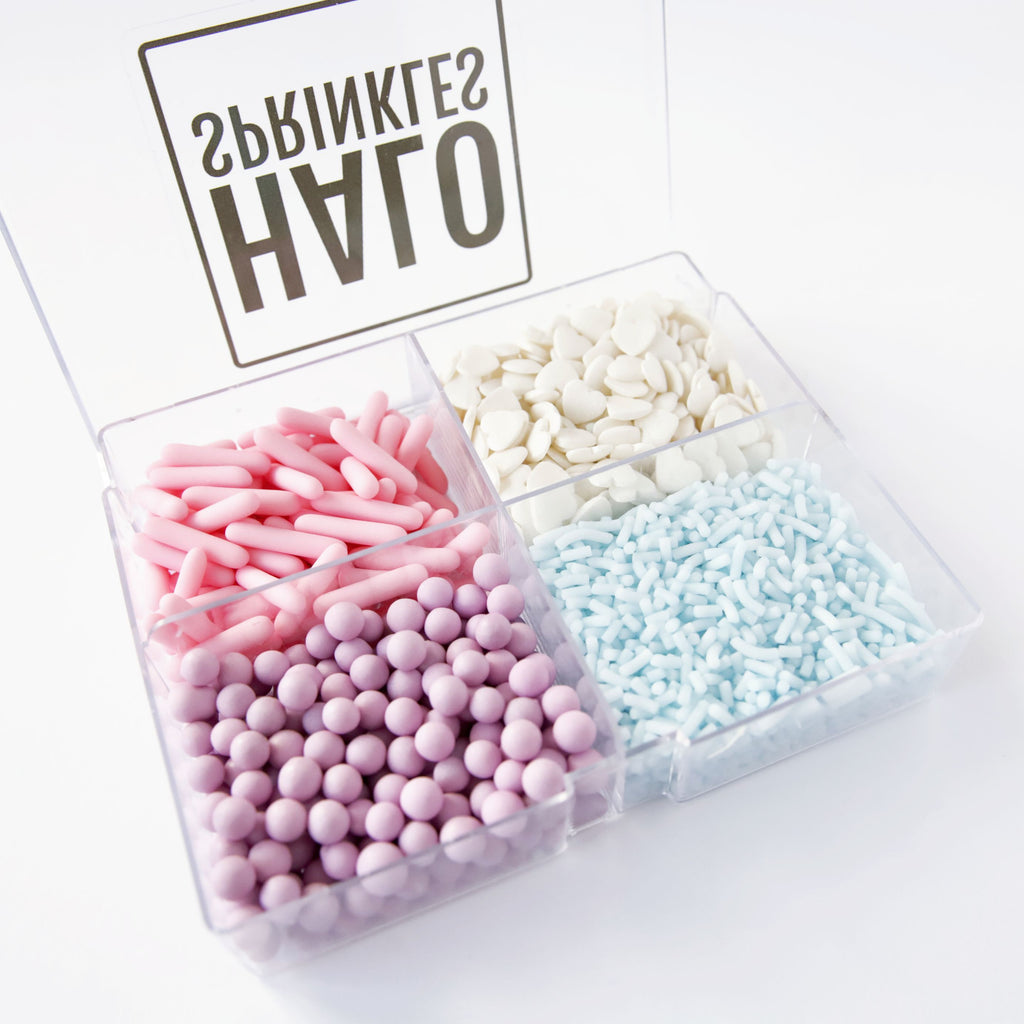 HALO SPRINKLES Pick N Mix -  Lovely Pastels 240g