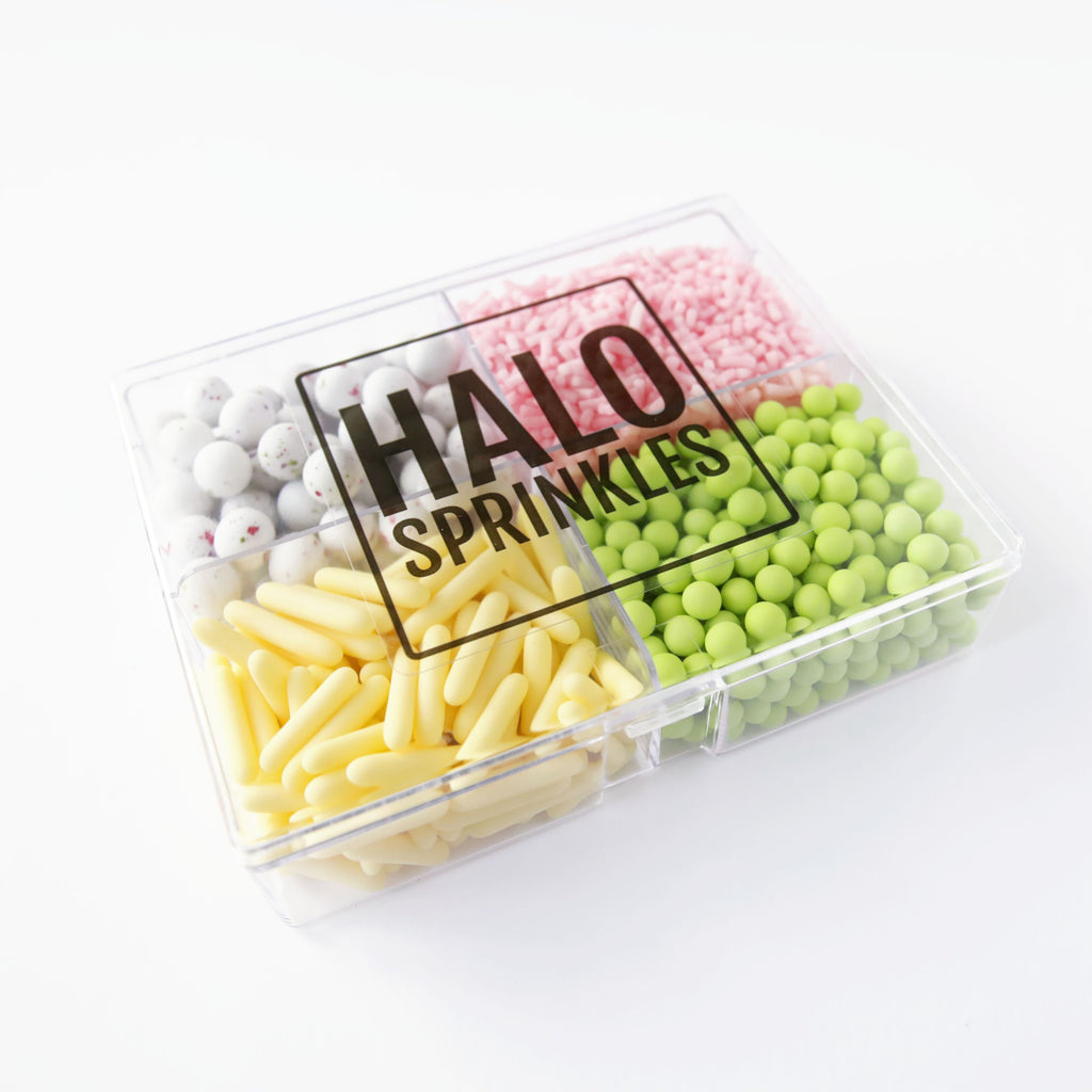 HALO SPRINKLES Pick N Mix -  Spring Pastels 240g