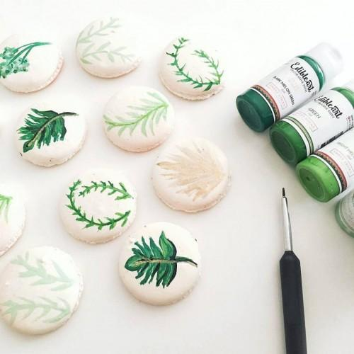 GREEN 15ML - Edible Art Paint