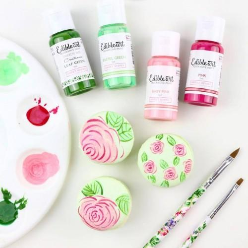 LEAF GREEN - Edible Art Decorative Paint 15ml