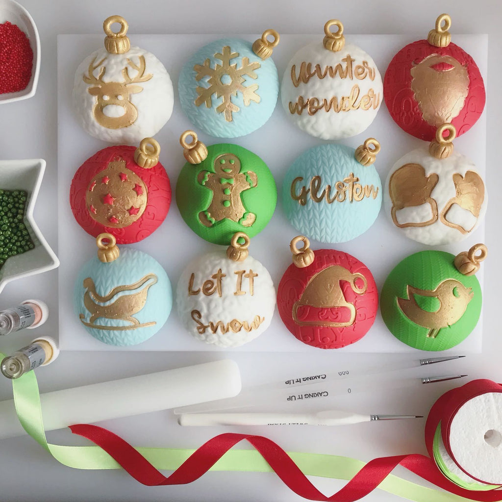 SWEET STAMP - Cute Christmas Elements