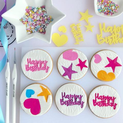 SWEET STAMP - Happy Birthday Elements Kit